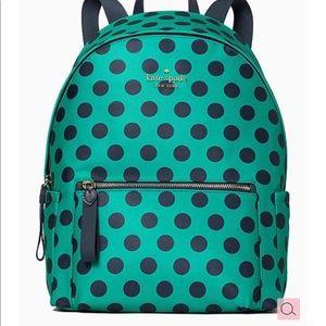 NWT Kate Spade Medium Chelsea Delightful Dot Backpack